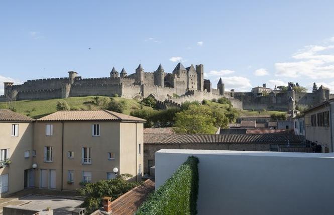 LA TERRASSE DE MARIE JEANNE 12 - Carcassonne