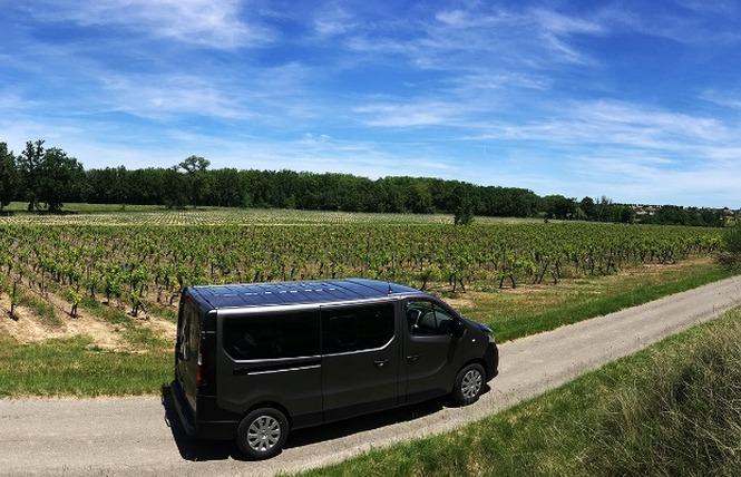 SUN TOUR 1 - Carcassonne