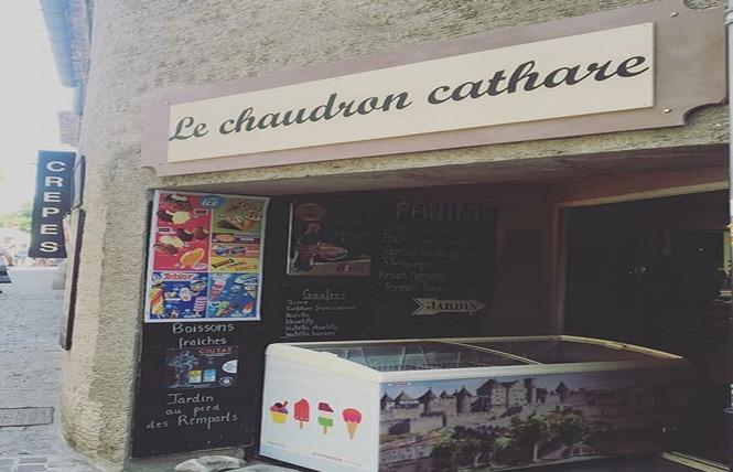 LE CHAUDRON CATHARE 1 - Carcassonne