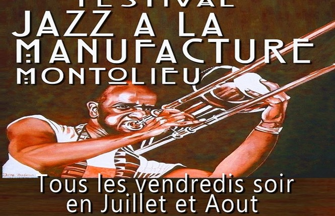 FESTIVAL DE JAZZ A LA MANUFACTURE 1 - Montolieu