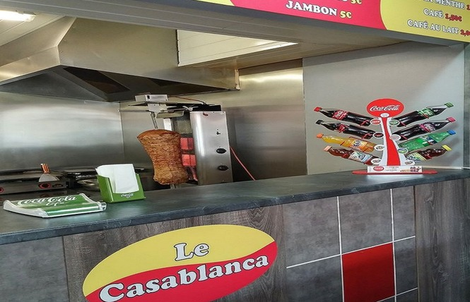 KEBAB LE CASABLANCA 4 - Carcassonne