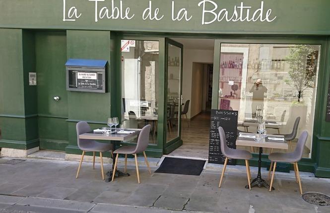LA TABLE DE LA BASTIDE 1 - Carcassonne
