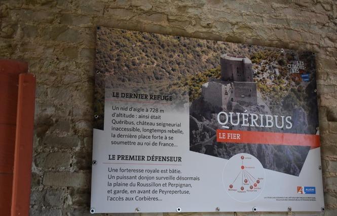 EXPO - LA CITÉ DE CARCASSONNE ET SES CHATEAUX SENTINELLES DE MONTAGNE 7 - Carcassonne