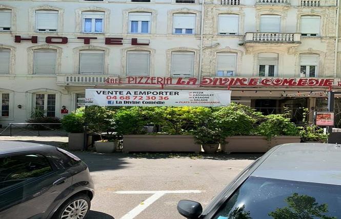 LA DIVINE COMEDIE 5 - Carcassonne