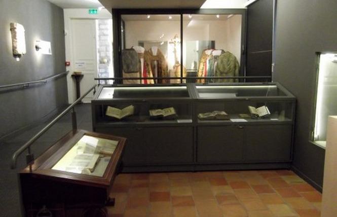 MUSEE TRESOR DE NOTRE DAME DE L'ABBAYE 4 - Carcassonne