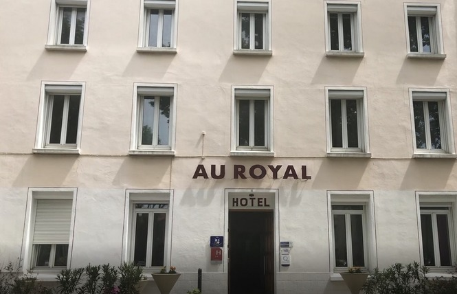 AU ROYAL HOTEL 1 - Carcassonne