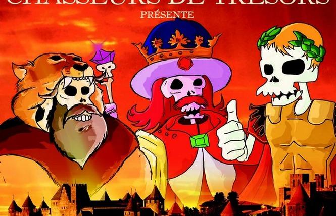Box Chasse au trésor 6 - Carcassonne