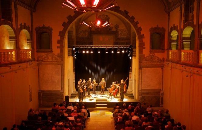 AUDITORIUM 1 - Carcassonne