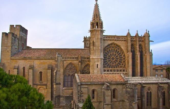 BASILIQUE SAINT-NAZAIRE ET SAINT-CELSE 1 - Carcassonne