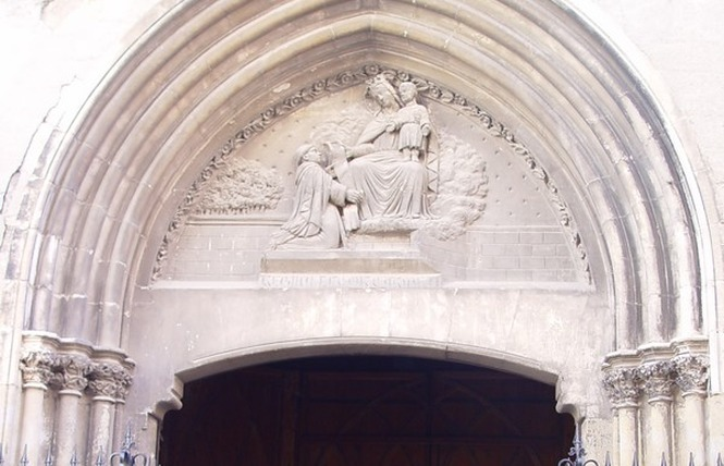CHAPELLE DES CARMES 1 - Carcassonne
