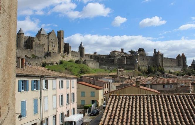 CARCAS' HOTES 1 - Carcassonne