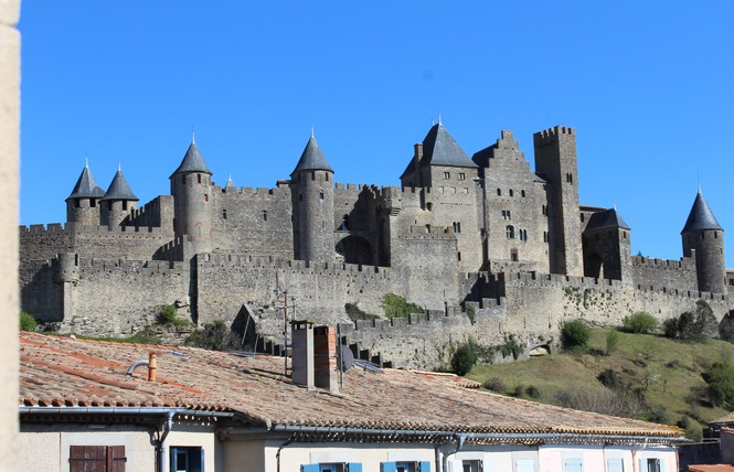 CARCAS' HOTES 9 - Carcassonne