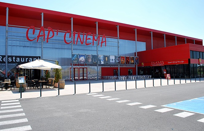 CGR CINEMAS 1 - Carcassonne