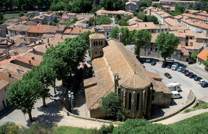 EGLISE SAINT GIMER 1 - Carcassonne