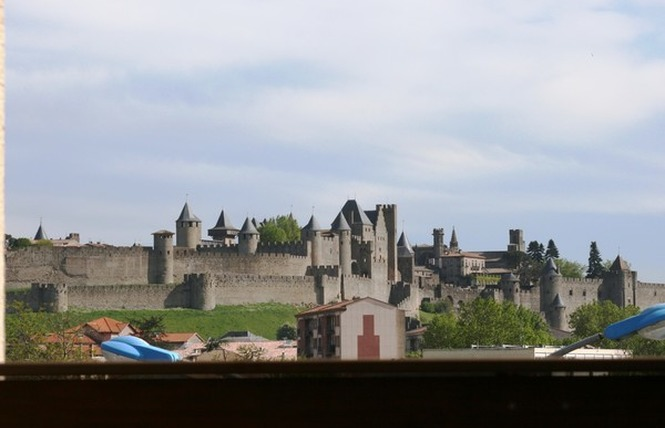 L'ESCALE CATHARE 3 - Carcassonne