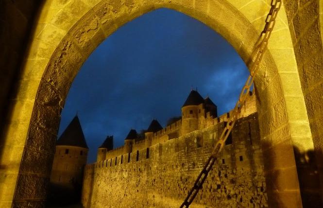 LE DONJON 22 - Carcassonne