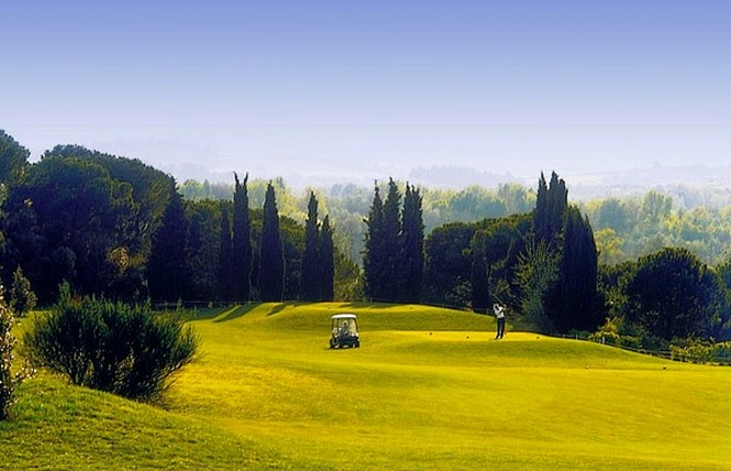 GOLF CLUB DE CARCASSONNE 1 - Carcassonne