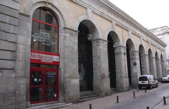 MEDIATHEQUE GRAIN D'AILE 6 - Carcassonne