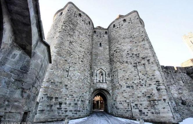 STUDIO AU PIED DU TALUS DE LA CITÉ 12 - Carcassonne