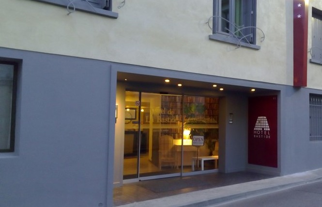 HOTEL DE LA BASTIDE 1 - Carcassonne