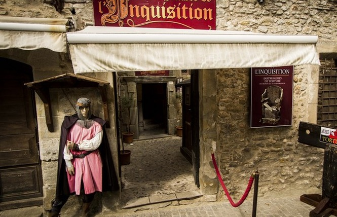 MUSEE DE L'INQUISITION 1 - Carcassonne