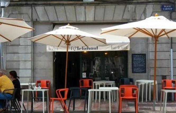 L'ARTICHAUT 1 - Carcassonne