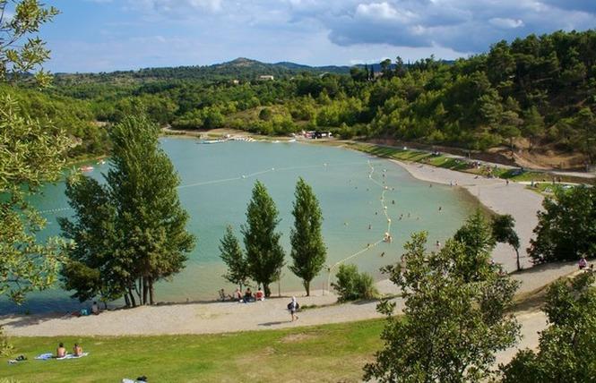 LAC DE LA CAVAYERE 1 - Carcassonne