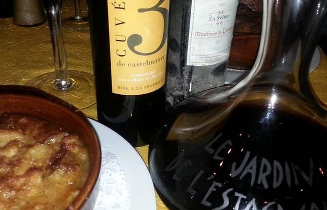 LE JARDIN DE L'ESTAGNOL 4 - Carcassonne