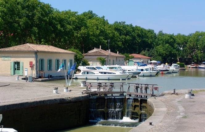 CAPITAINERIE DU PORT DU CANAL DU MIDI 1 - Carcassonne