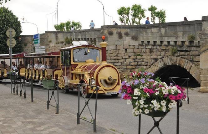 PETIT TRAIN DE LA CITE DE CARCASSONNE 4 - Carcassonne