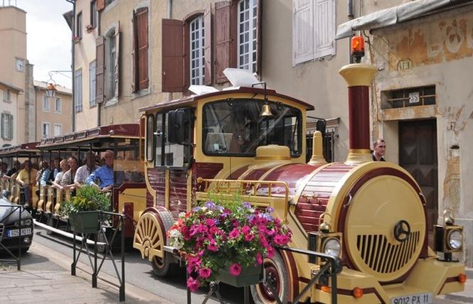 PETIT TRAIN DE LA CITE DE CARCASSONNE 2 - Carcassonne