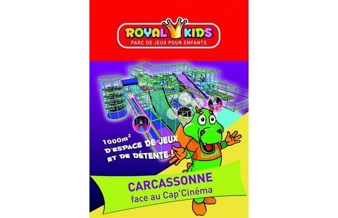 ROYAL KIDS 2 - Carcassonne