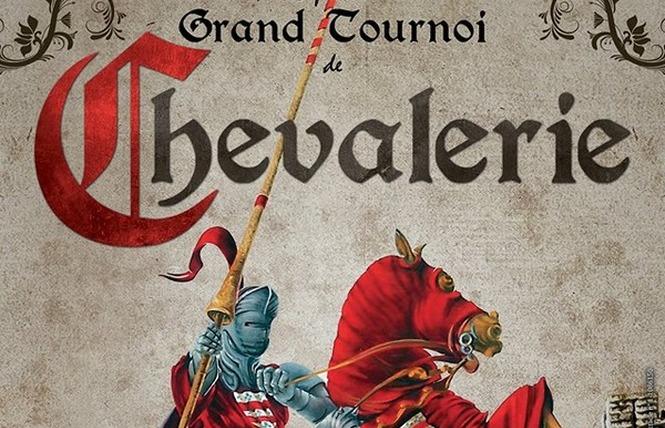 TOURNOIS DE CHEVALERIE 1 - Carcassonne