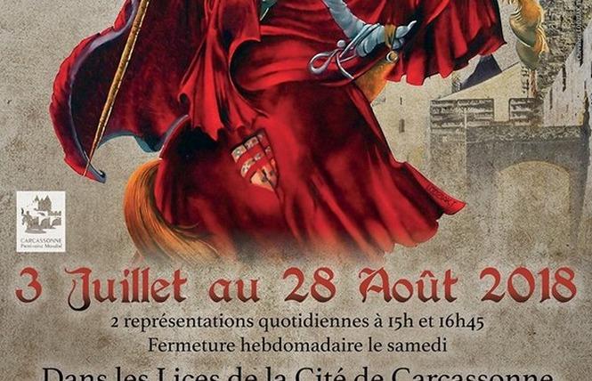 TOURNOIS DE CHEVALERIE 2 - Carcassonne