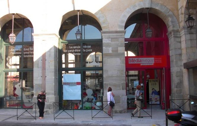 MEDIATHEQUE GRAIN D'AILE 2 - Carcassonne
