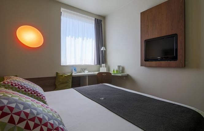 HOTEL GRIL CAMPANILE CARCASSONNE EST 2 - Carcassonne