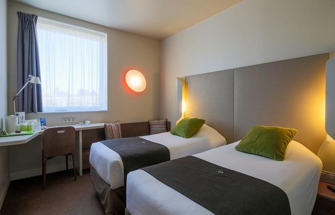 HOTEL GRIL CAMPANILE CARCASSONNE EST 3 - Carcassonne