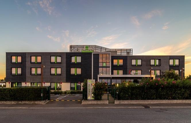 HOTEL GRIL CAMPANILE CARCASSONNE EST 4 - Carcassonne