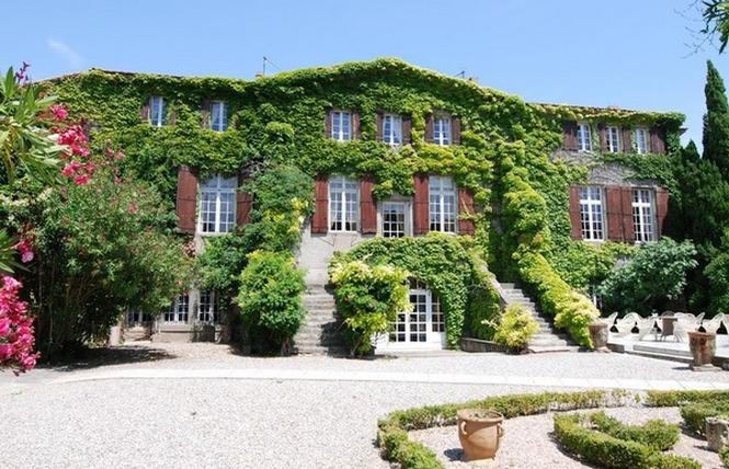 HOTELLERIE DU CHATEAU DE FLOURE 1 - Floure