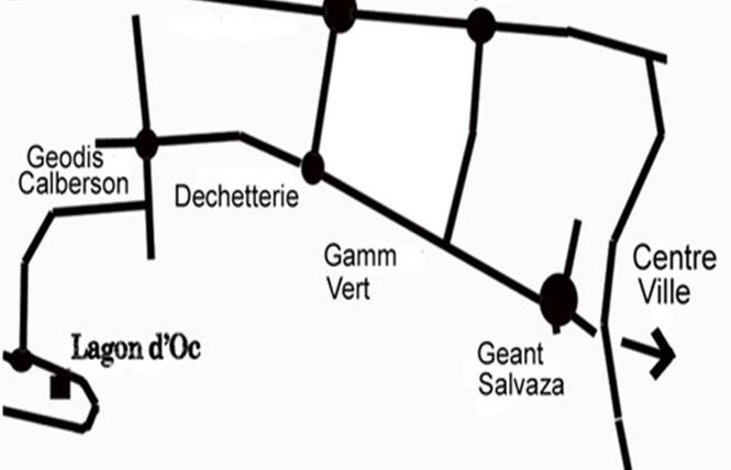 LAGON D'OC 5 - Carcassonne