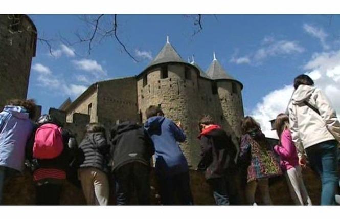 MONUMENT EN FAMILLE 2 - Carcassonne