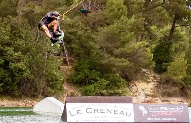 TELESKI NAUTIQUE 7 - Carcassonne