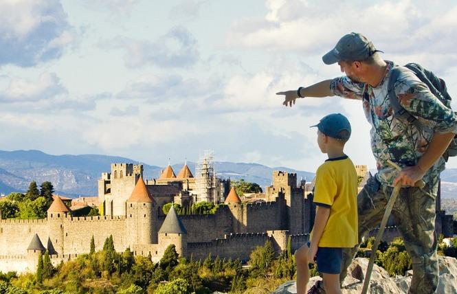 Box Chasse au trésor 5 - Carcassonne