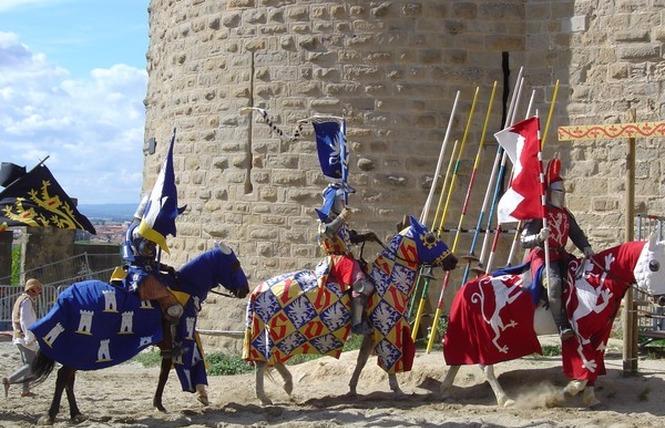 TOURNOIS DE CHEVALERIE 5 - Carcassonne