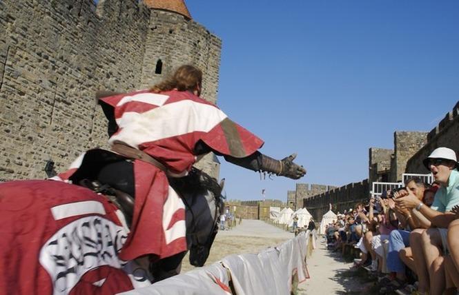 TOURNOIS DE CHEVALERIE 7 - Carcassonne
