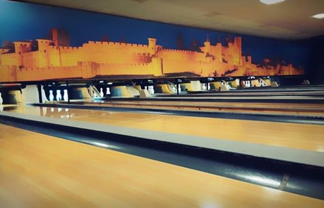 PLANET BOWLING 2 - Carcassonne